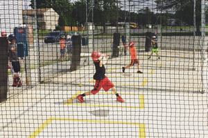 Iron Mike Batting Cages